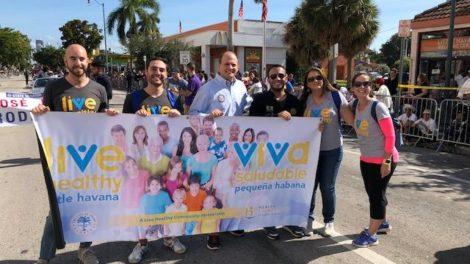 PG 4 Miami Photo 7 1 470x264 - Premio Spotlight de la Fundación Aetna brinda atención a los programas de salud comunitaria