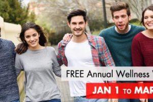 pesonalwellness sm 12282017 300x200 - Aproveche las visitas gratis de salud que ofrece Care Resource