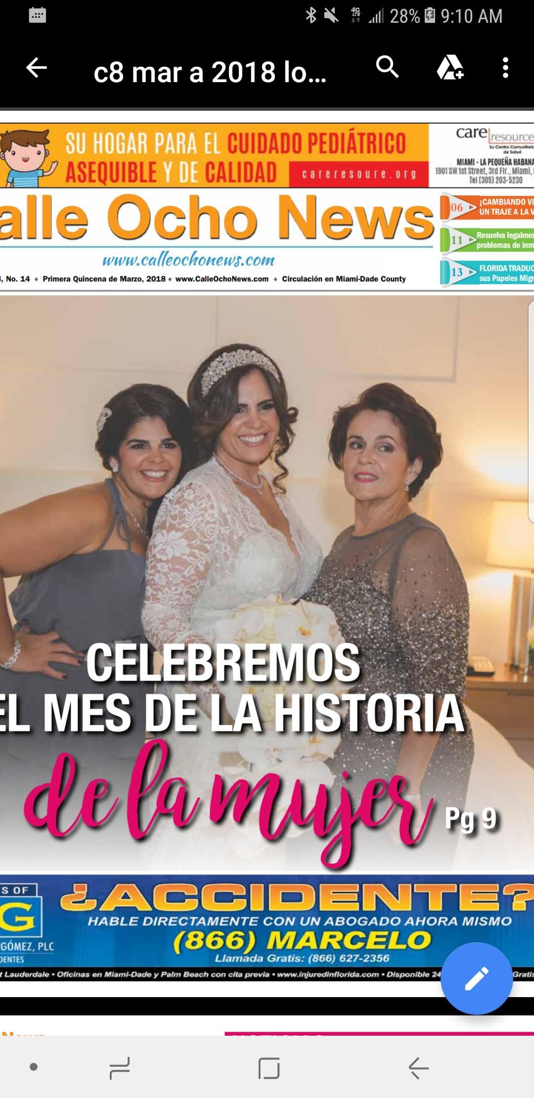 Screenshot 20180301 091036 - Celebremos el Mes de la Historia de la Mujer