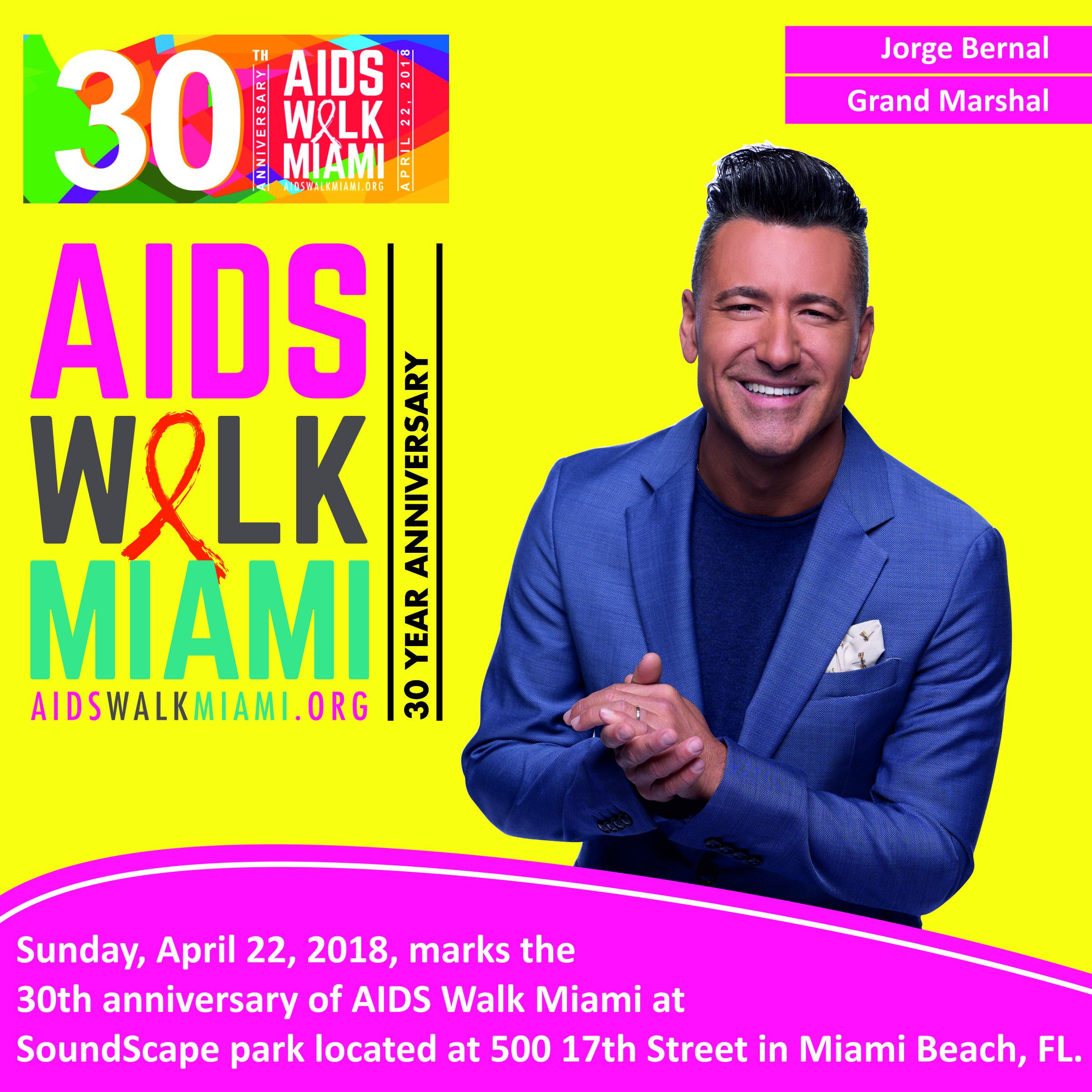 "Care Resource 2903 - La caminata ""AIDS WALK MIAMI"" cumple 30 años"