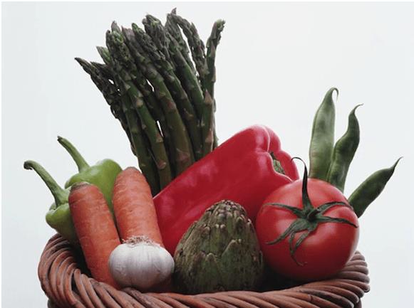 Healthy food - Para tener una mejor salud, siga comiendo verduras y frutas