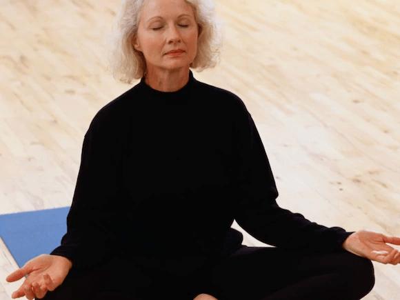 A - El yoga podría ser la medida contra la incontinencia urinaria