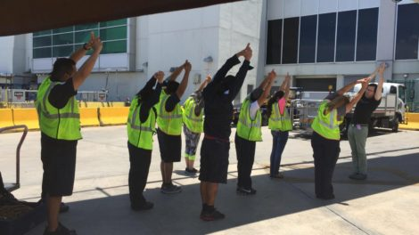 American Airlines pic hi res 1 scaled 470x264 - El Estretchecito – Stretching at the Workplace for Improved Performance