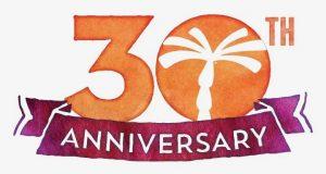 Anniversary Logo 300x160 - Pollo Tropical celebra su 30 aniversario con el TropiChop ¡más grande del mundo!