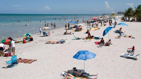 """crandonbeach 470x264 - Miami-Dade Parks  90th anniversary celebrates with mega thrills, freebies, and special discounts during the county-wide """"Day in the Park"""" event, March 2"""