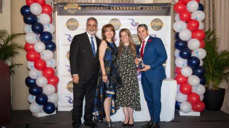DSC 1334 2 1 scaled 470x264 - PONEMUS President Dariel Fernandez receives Hispanic Leadership Award