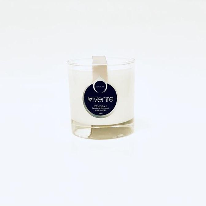 Candle 2 - Vivente Candles brings you a Bergamot and Vetiver Candle for this Summer