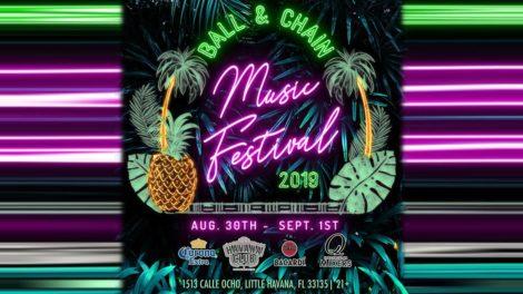 Ball & Chain Music Festival