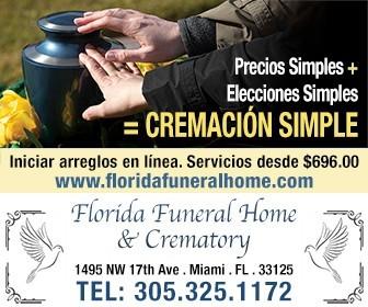 Florida Funeral Home