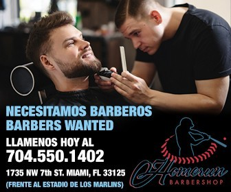 Homerun Barbers