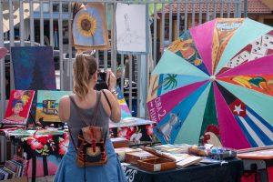 Umbrellas of Little Havana