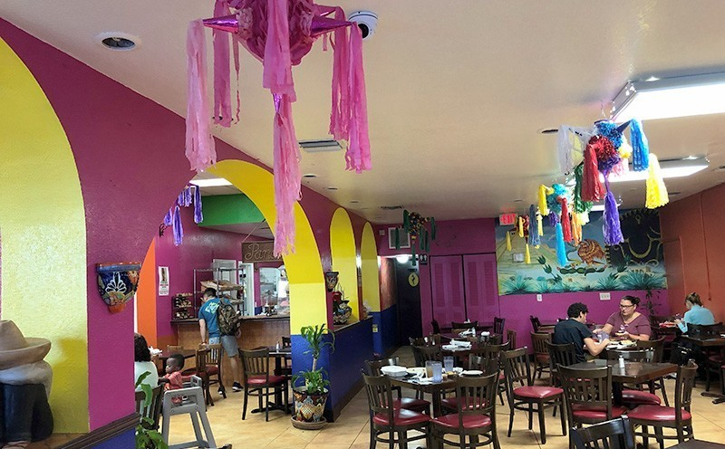 3sisters inside - Mi Rinconcito Mexicano es tu otro hogar