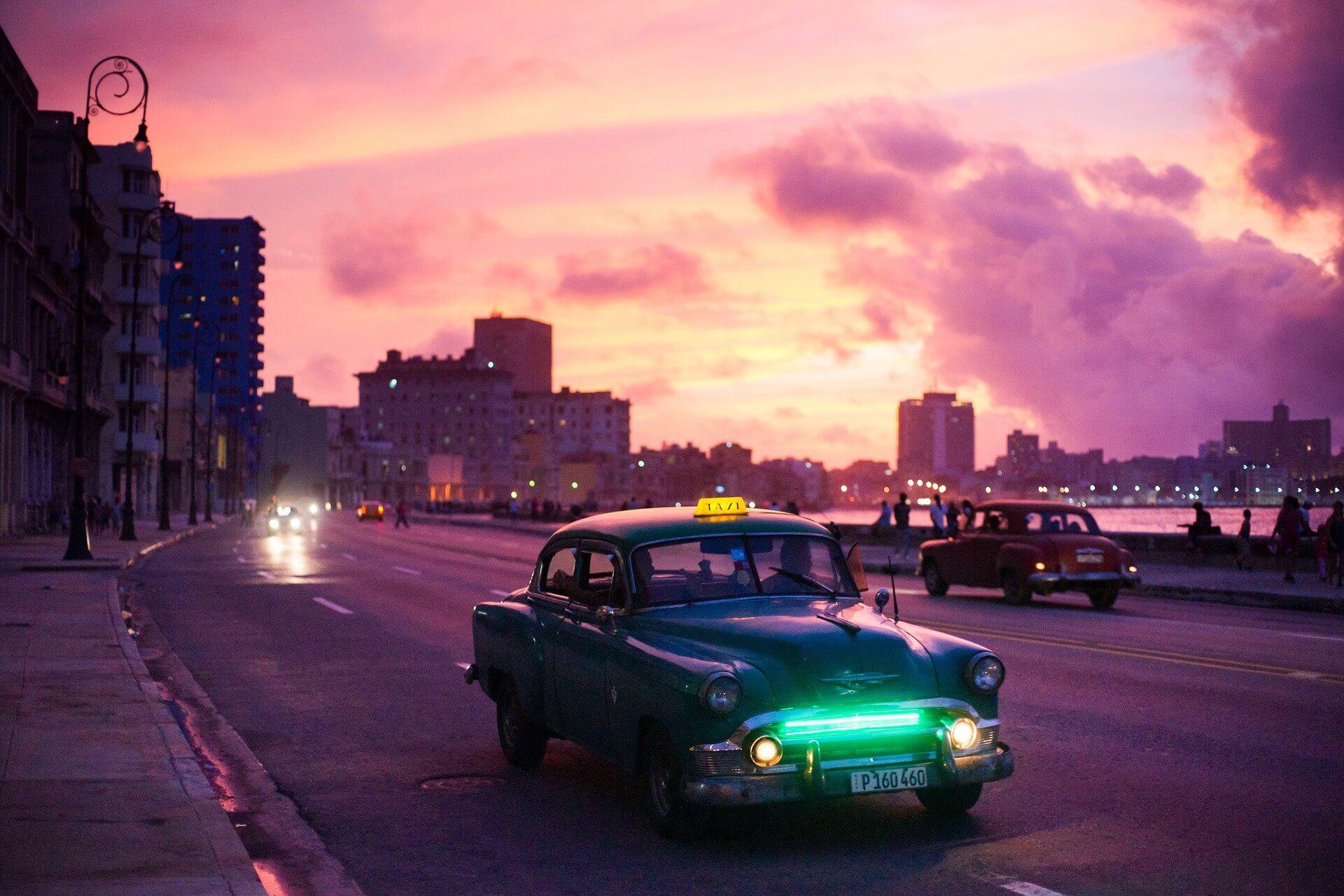 vuelos internacionales desde Cuba