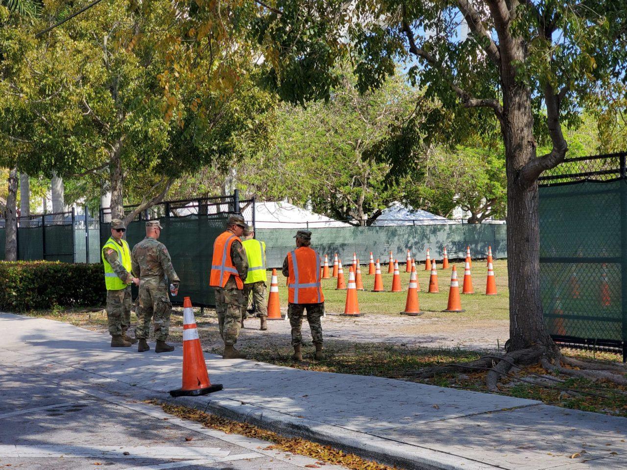 MArlins testing 2 1 1280x960 - Centros de pruebas COVID-19 en Miami-Dade
