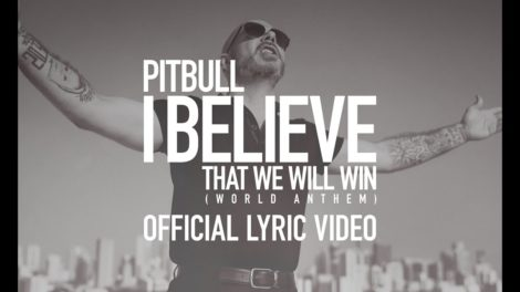 maxresdefault 470x264 - Pitbull releases a new song to encourage positivity during COVID-19