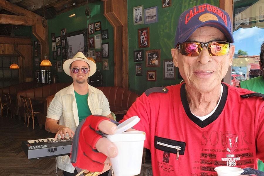pepemontesconjunto2 - Pepe Montes Conjunto y su Cuban Party