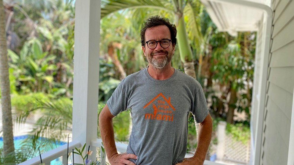 Will Thomas Hot Yoga Miami