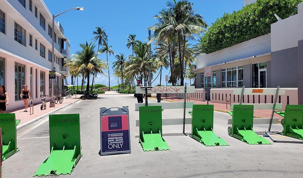 miami beach closed - La Calle Ocho necesita asientos al aire libre