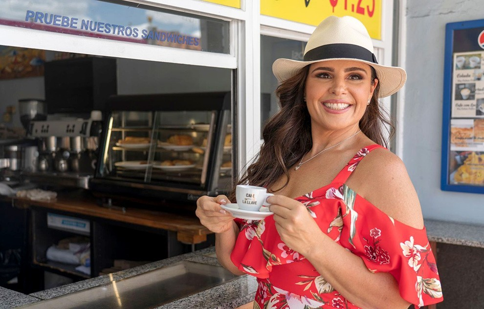 rosi rosell calle ocho news coffee - Calle Ocho your Street of Dreams calling ALL locals