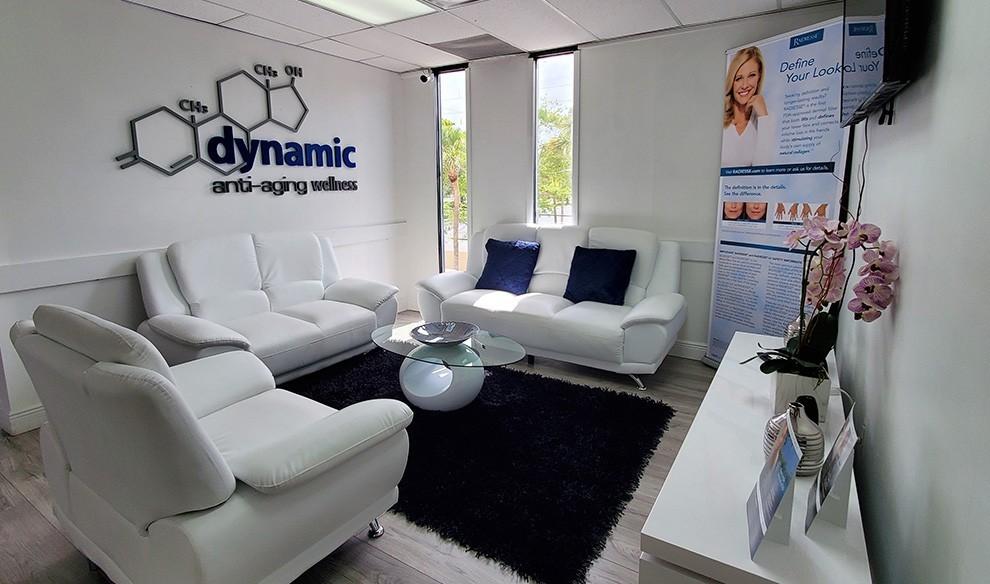 dynamic wellness reception - Dynamic Wellness apoya a la comunidad y a el MMA