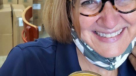 eileen higgins coffee 470x264 - Eileen Higgins is still leading by example