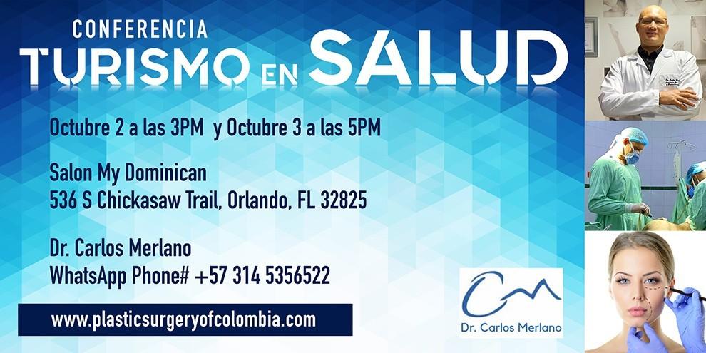 Carlos Merlano eventbrite 1 - Dr. Carlos Merlano on Medical Tourism
