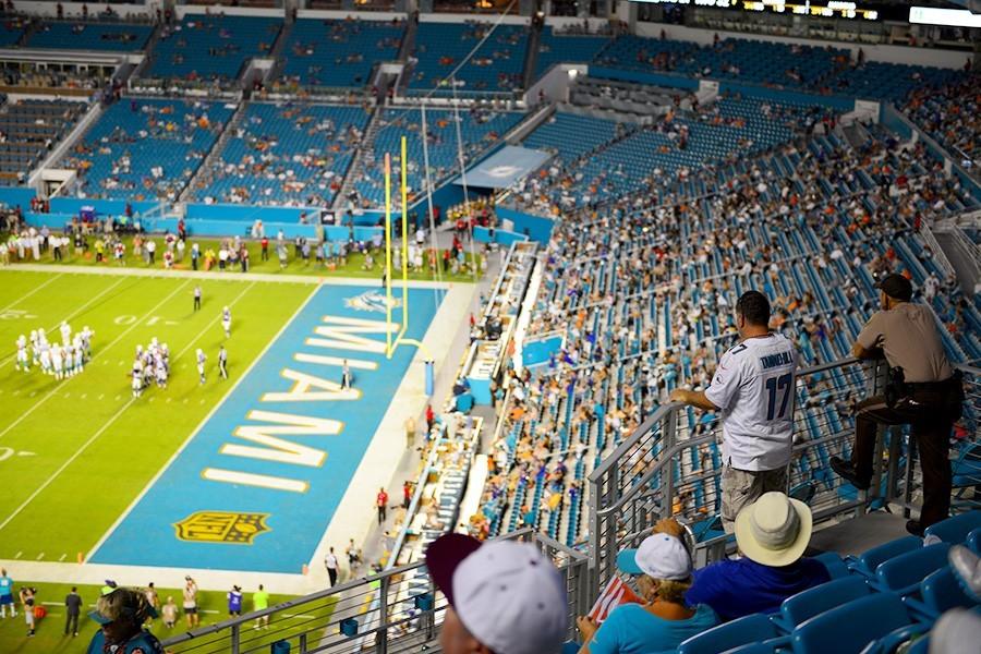 miami dolphins stadium - Eventos deportivos en Miami