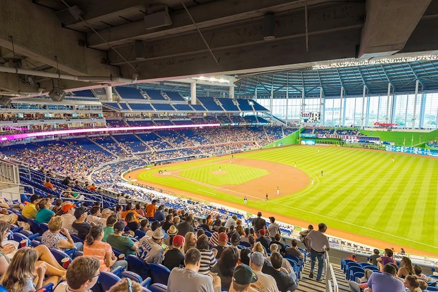 miami marlins at play - Eventos deportivos en Miami
