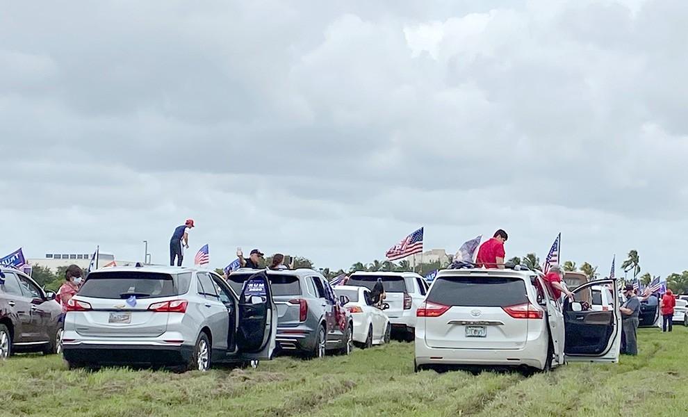 the mother of all caravanas - La madre de todas las caravanas Trump y su importancia
