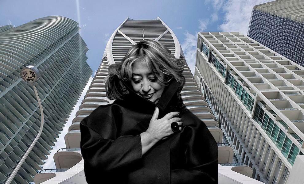 zaha hadid - Todos podemos aprender de Zaha Hadid