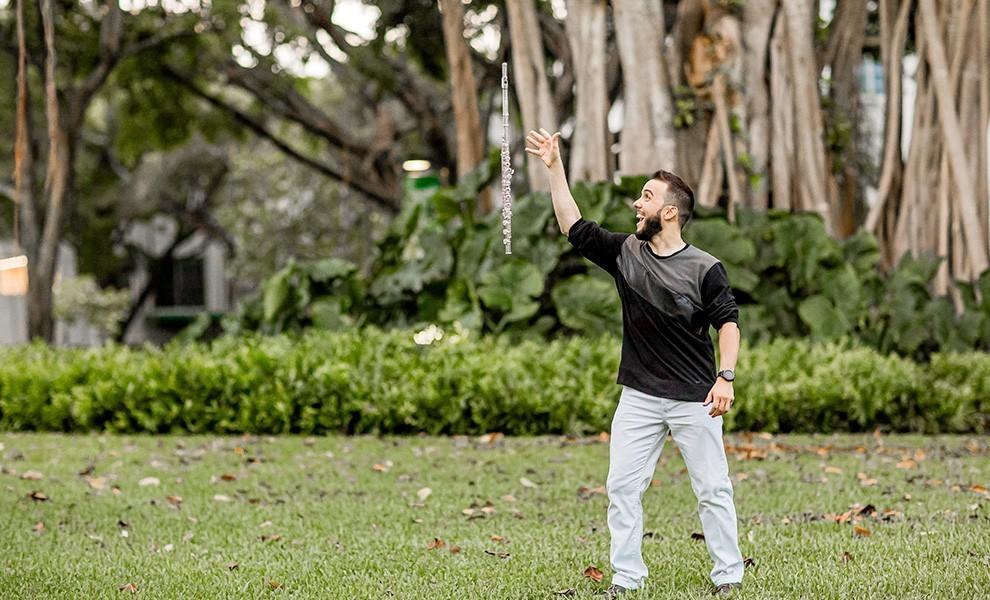 ernesto fernandez - Latin Grammys nominee Ernesto Fernandez is a Cuban-born flutist
