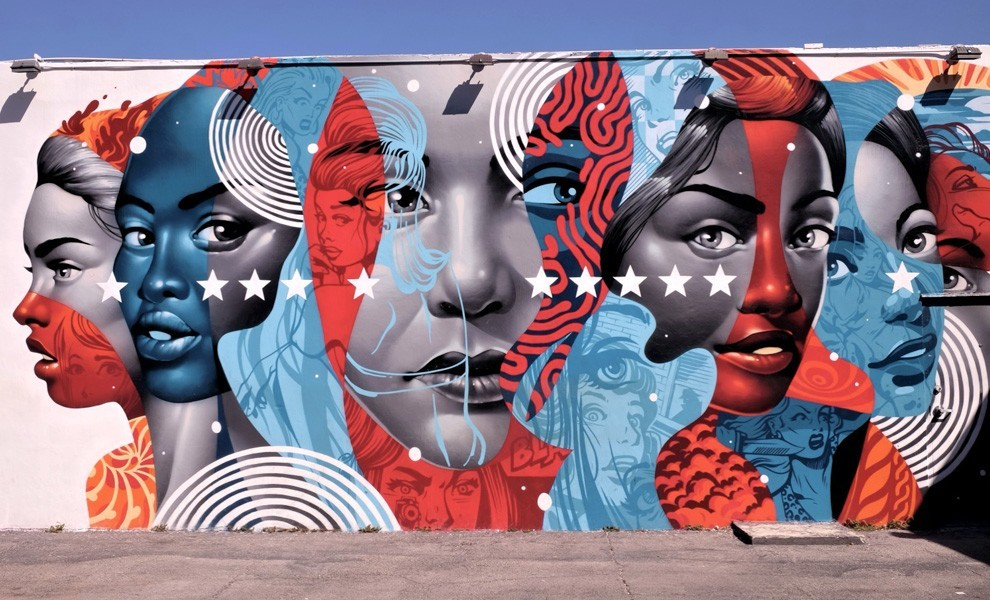 wall art miami - Fashion, Culture, And History Tours of Miami