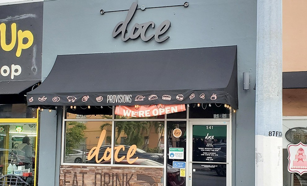 doce provisions miami - Some of the Best Restaurants in Little Havana