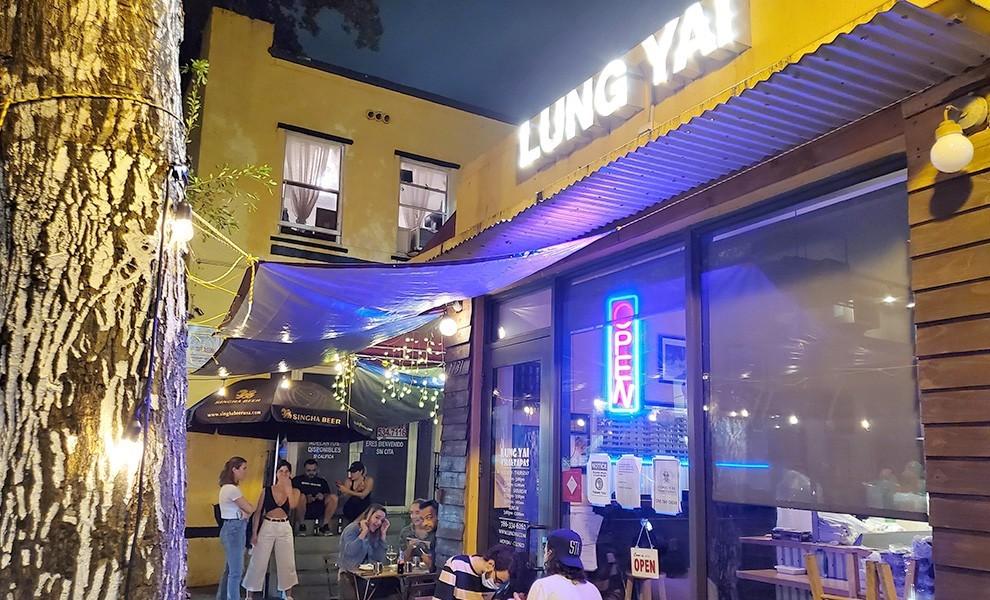 lung yai thai tapas miami - Some of the Best Restaurants in Little Havana