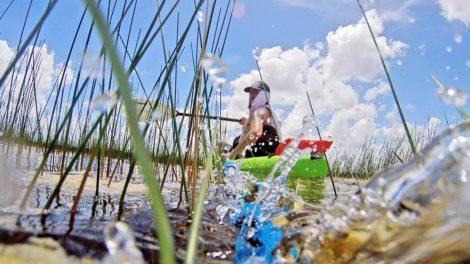 Miami kayaking