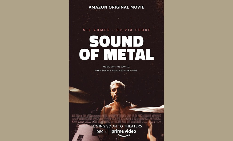 sound of metal poster - MDC's Tower Theater Miami is back!