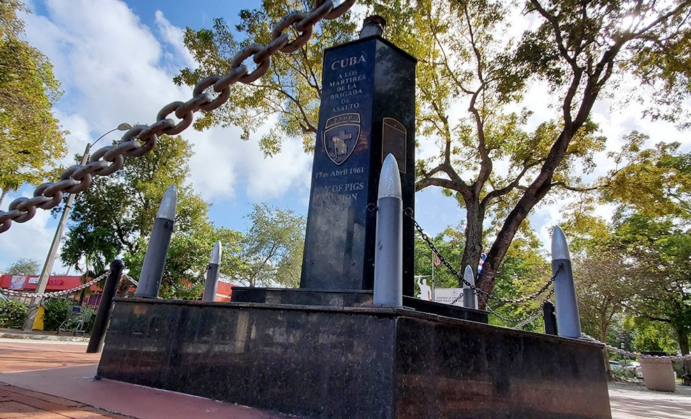 bay of pigs2 - Must-visit historic sites in Little Havana