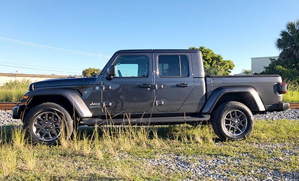 jeep gladiator - Jeep Gladiator EcoDiesel, más torque y más MPG