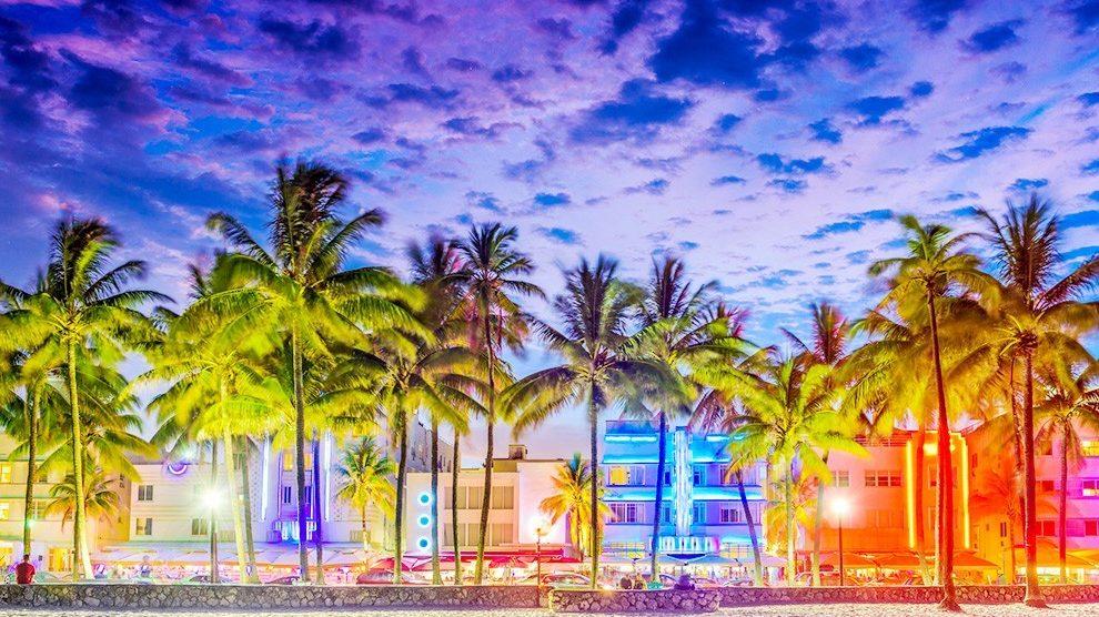 Miami Beach oceanfront hotels