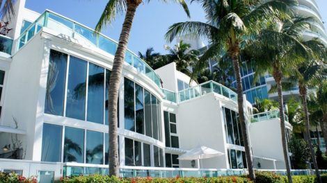 Hotels on Miami Beach