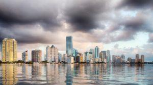 Miami sea level