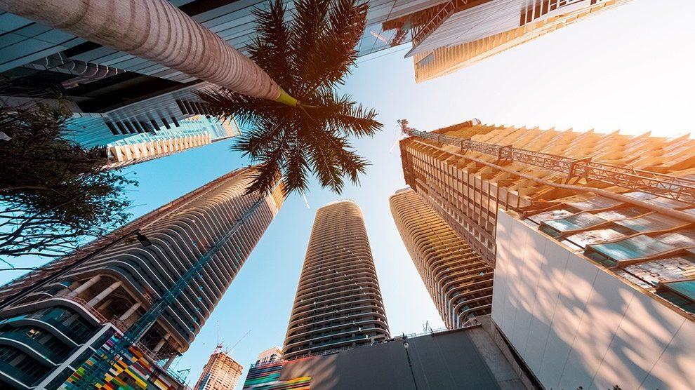 Miami tall buildings