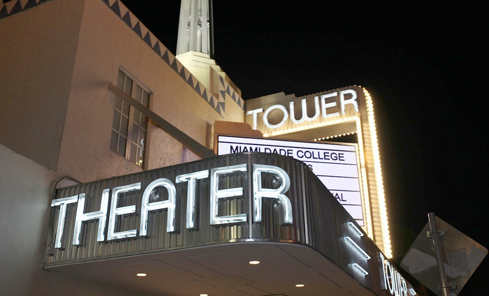 miami tower theater - Must-visit historic sites in Little Havana