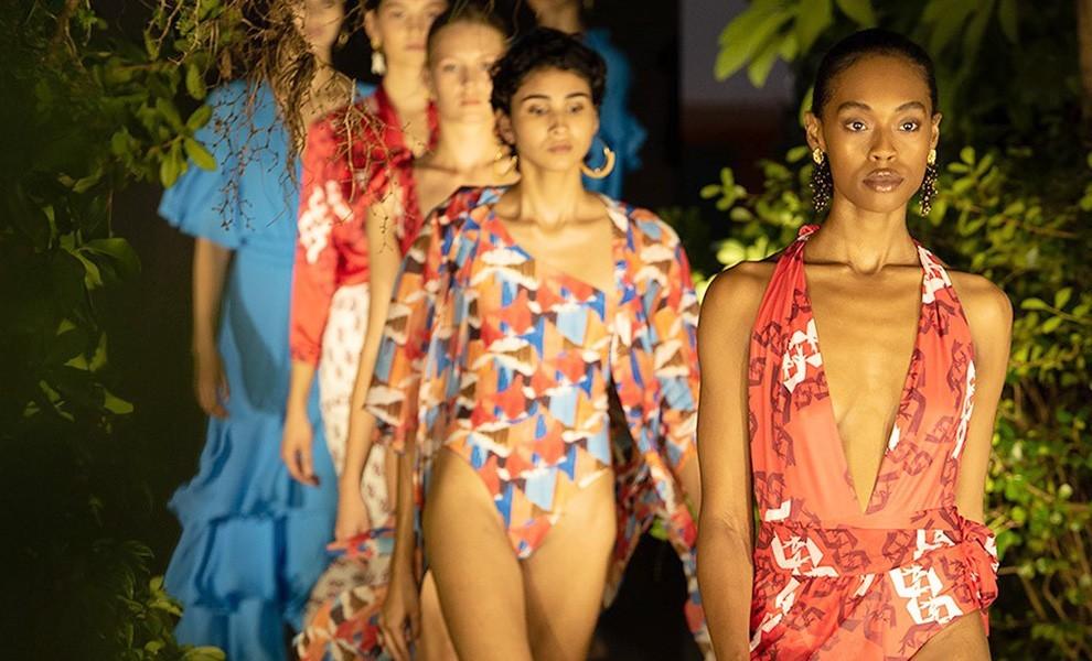 moda 2 - Procolombia y Paraiso se unen para un espectáculo de moda