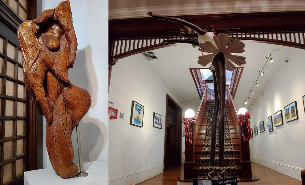 ballet foot staircase - Cosas artes culturales para hacer en Miami
