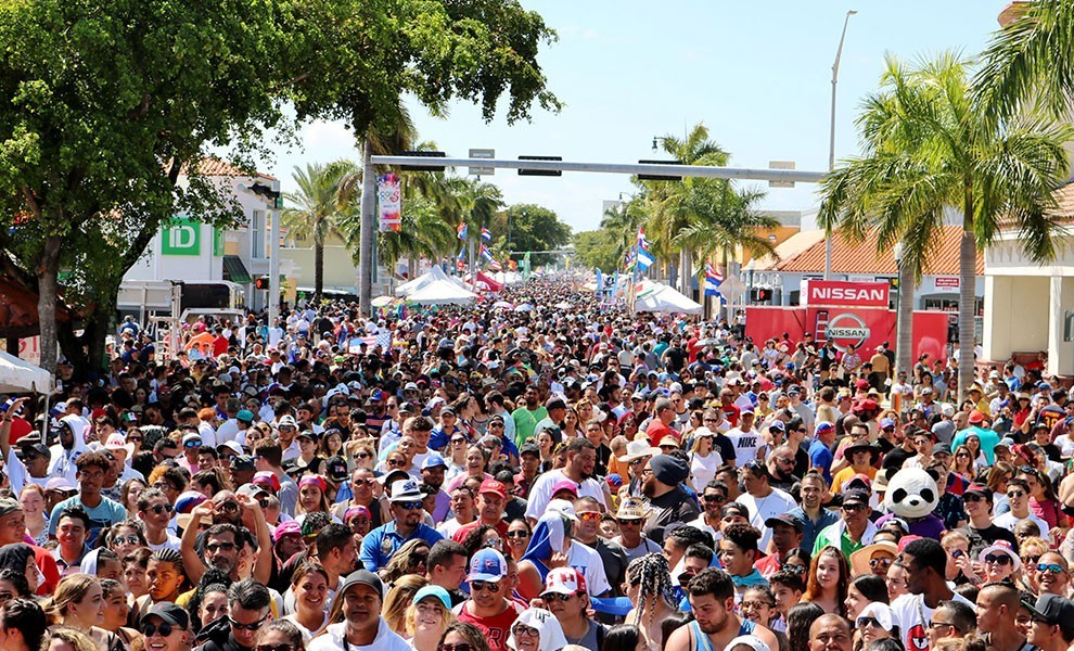 calle ocho festival - Calle Ocho's most popular event canceled