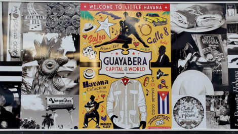 Little Havana Wall mural