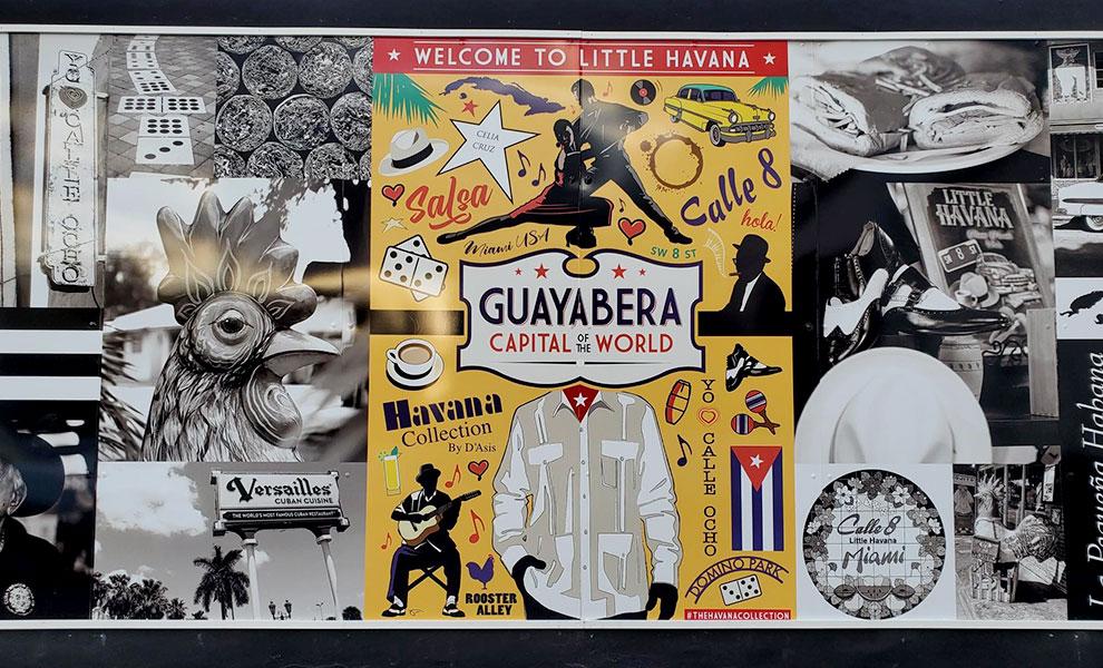 little havana walla center - El Muro de la Pequeña Habana representa comunidad