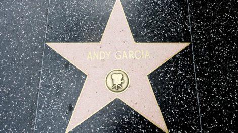 Andy Garcia's star