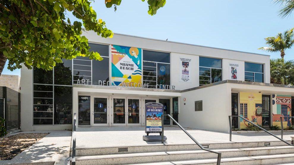 Art Deco Welcome Center
